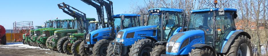 Traktor Thy-Mors