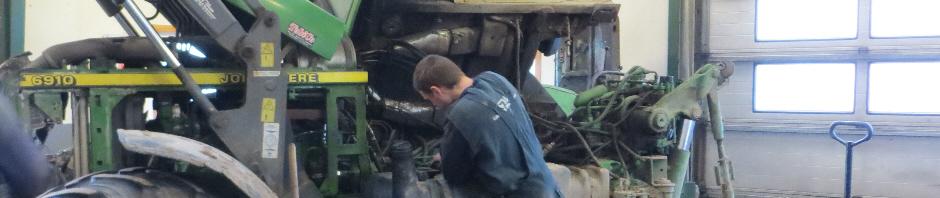 traktor-arbejde